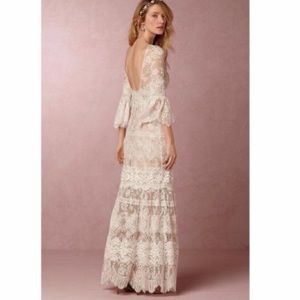 🤍 BHLDN Tracy Reese Wedding Gown - worn 2h